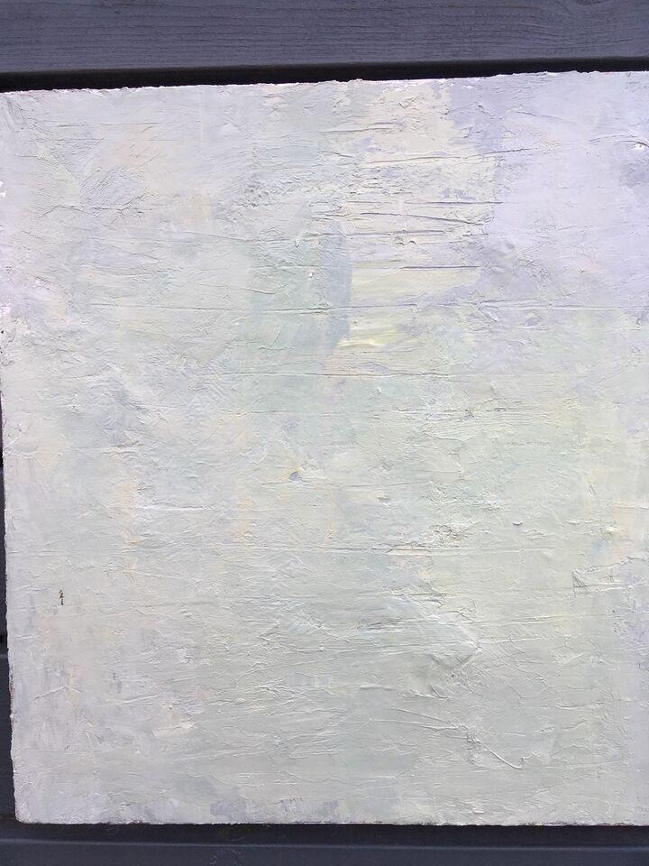 Oliemaleri, Jørgen Flemming Gustawa, motiv: Abstrakt