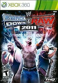 WWE-SmackDown-vs-Raw-2011-Xbox-360-Game-Wrestling-For-T-kids-Smack-Down