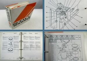 Still-Wagner-EGU-S20-EGU-S24-Betriebsanleitung-Bedienung-Ersatzteilliste-2000