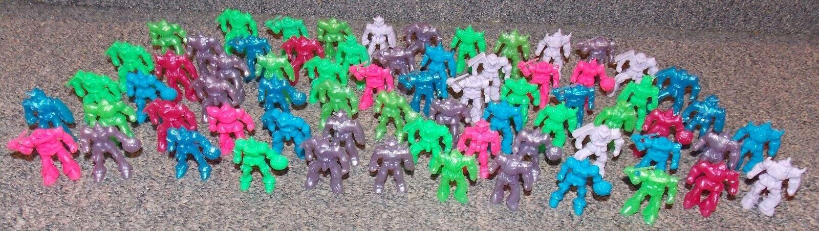 Rigo Lot of 69 Mini Gundam Figures