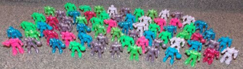Rigo Lot of 69 Mini Gundam Figures