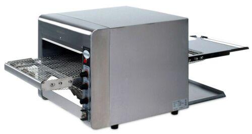 Durchlaufofen Backofen Durchlauftoaster Pizzaofen mit Transportband Flammkuchen