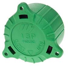 MAYPOLE GREEN CAP FOR 8/13 PIN PLUGS - MP1280B
