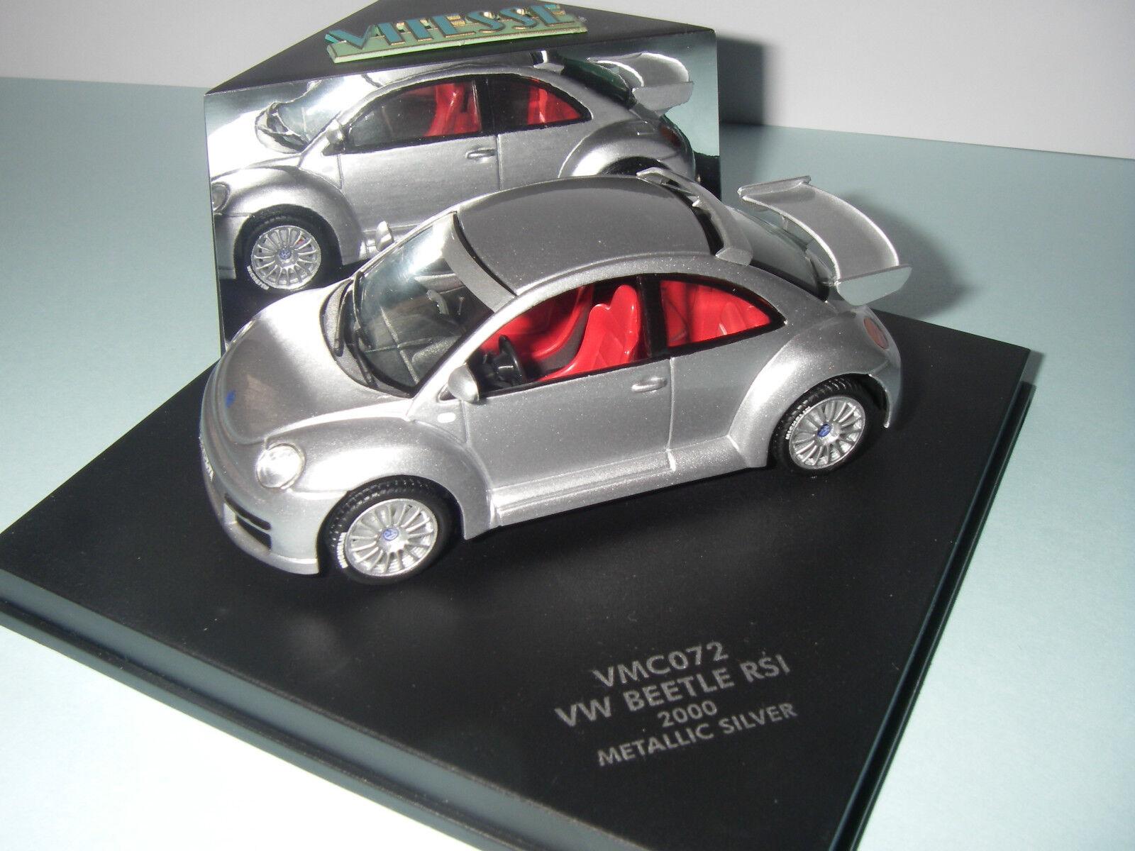 Miniature Volkswagen Beetle RSI  - VITESSE  économiser jusqu'à 50%