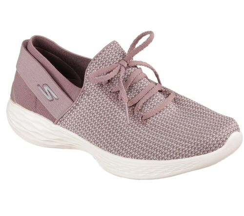 NEU SKECHERS Damen Sneakers Turnschuhe Sportschuh Slip On  YOU UPLIFT Pink