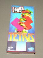 Jenga Tetris Edition Collector's Family Board Game Hasbro