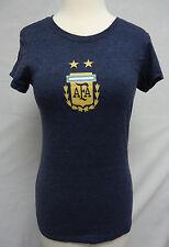 AFA Argentina Futbol Soccer Adidas Performance T Shirt S