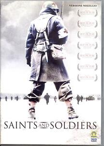 SAINTS-AND-SOLDIERS-DVD-NUOVO-E-SIGILLATO-PRIMA-EDIZIONE-UNICO-ITALIANO