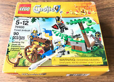 LEGO Castle 70400 FOREST AMBUSH RETIRED PRODUCT BRAND NEW AND SEALED