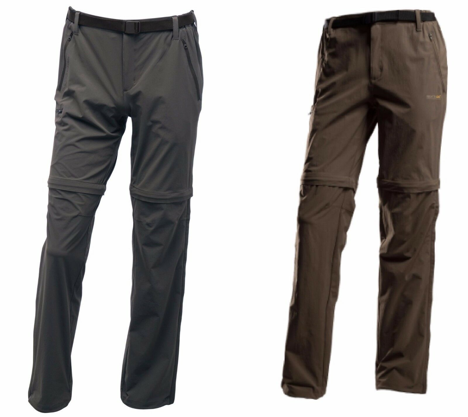 Regatta Xert Stretch Zip Herren Hose 3 Beinlängen leicht elastisch  ab 99 95