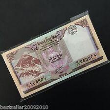 NEPAL 10 RUPEE UNC BUNDLE 100 PCS NEPAL RASTRA BANK