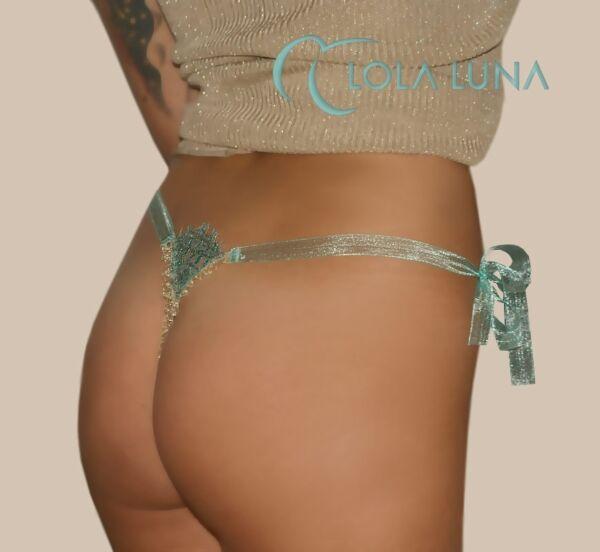 LOLA LUNA String YEMANDJA open S M L XL