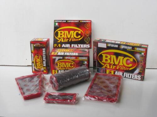 BMC. FILTRE AIR LANCIA Y 1.2  16V.LAVABLE ET REUTILISABLE.HAUTES PERFORMANCES