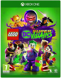 LEGO-DC-Super-Villains-Xbox-One-Game-BRAND-NEW-amp-SEALED