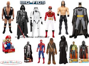 Big Figs Figs Figs Figures by Jakks Pacific - WWE Star Wars DC Comics - 18 to 48  Inch 9825b4