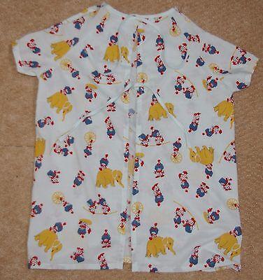 12 pc Unisex Children Pediatric Tie Gown Pajama Medical Hospital Size M