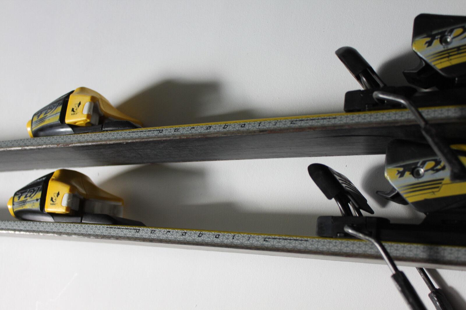 CARVING CARVING CARVING CARVER CARVINGSKI Elan Parabolic SKI Lg. 143 cm + Bindung Rossignol 2a7c75