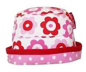 8256435031d Image is loading Toby-Tiger-Girls-Pink-Pop-Flower-Sun-Hat-