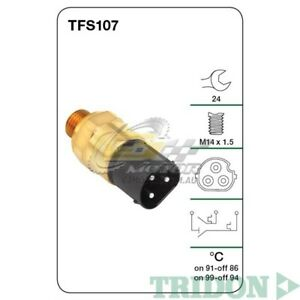 TRIDON-FAN-SWITCH-FOR-BMW-740i-11-92-10-94-4-0L-M60B40-DOHC-32V-Petrol