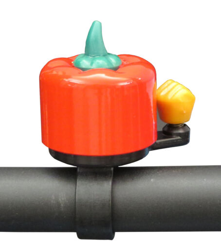 Bicycle Bell Peppers Red Green Yellow Bell for Bicycle