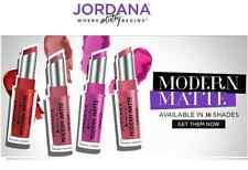 3 Jordana Modern Matte Lipstick Pick Any 3 Colors PARABEN FREE Made in USA