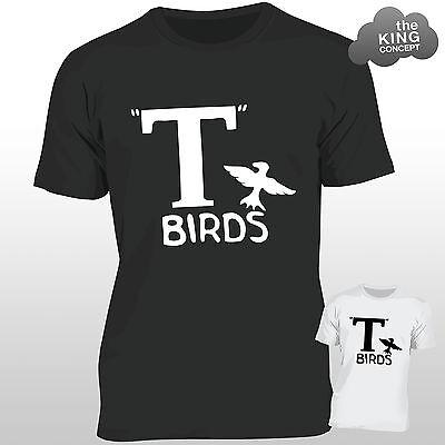 T Birds Grease John Travolta Swag T-shirt Vest Tank Top Men Women Unisex 2358