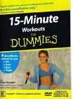 15 Minute Workout For Dummies (DVD, 2003)