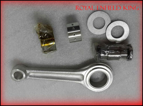 New Royal Enfield 500cc Complete Connecting Rod Assembly