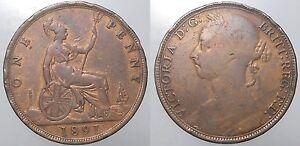 D-Penny 1891-  mostra il titolo originale - Italia - D-Penny 1891-  mostra il titolo originale - Italia
