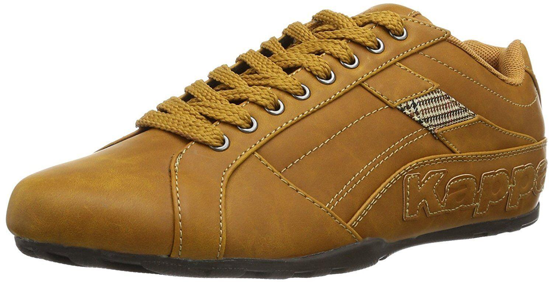 Kappa JACK 241524, Unisex-Erwachsene Sneaker, Braun (COGNAC 5454), EU 41