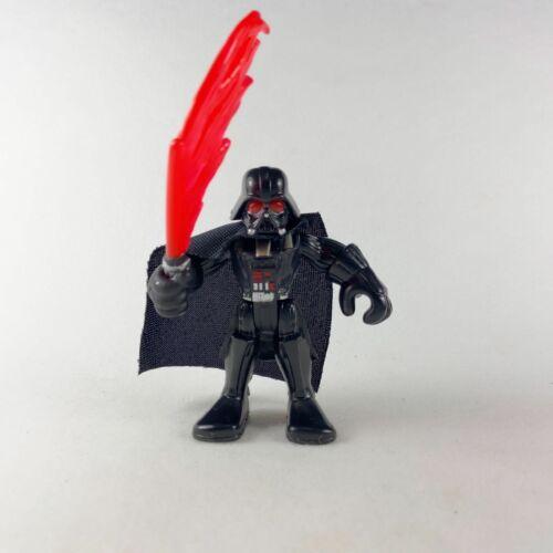 Playskool Star Wars Galactic Heroes Darth Vader Power Up ! Action Figure