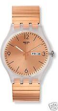 Swatch New Gent  Rostfrei L Herren-Armbanduhr SUOK707A
