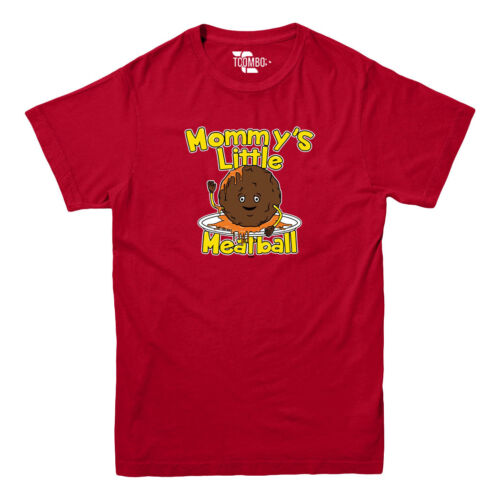 Mommy/'s Little Meatball Funny Youth T-shirt