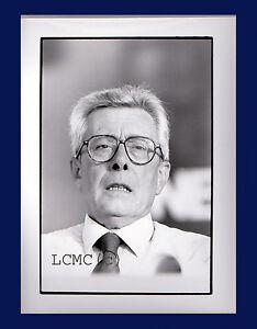 FOTOGRAFIA-PRESS-PHOTO-1990-POLITICO-ARNALDO-FORLANI-DC-DEMOCRAZIA-CRISTIANA