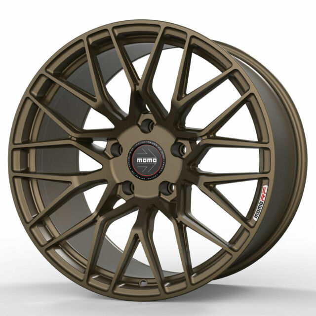 """19"""" MOMO RF-20 Bronze 19x9 Concave Forged Wheels Rims Fits"""