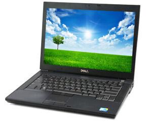 DELL-LATiTUDE-E6400-CORE-2-DUO-2GB-RAM-160GB-HD-WIN-Pro-10-DVD-RW-WIFI