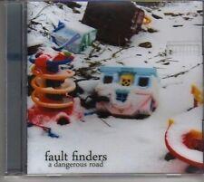 (BM20) Fault Finders, A Dangeroud Road - 2011 CD