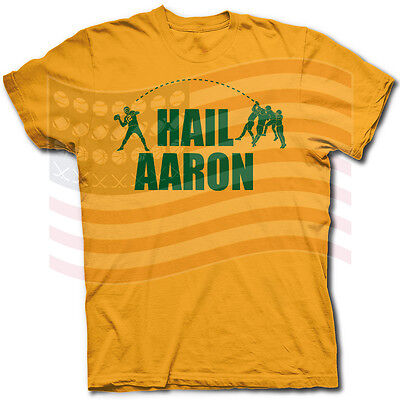aaron rodgers hail mary shirt