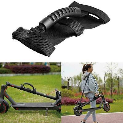 Elektro Scooter Webbing Klettverschluss Handtragegriff Bügel Gurt H8I2 V1I9