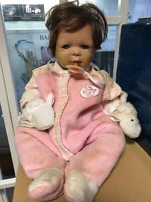 Inge Tenbusch Porzellan Puppe 44 Cm Limitierte Auflage To Help Digest Greasy Food