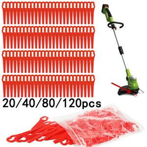 40*Plastic Blades  For Florabest LIDL FRTA 20 A1 Lidl IAN 282232 Accessories