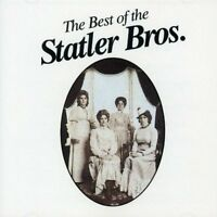 The Statler Brothers - Best Of [new Cd] on Sale