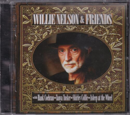 1 of 1 - WILLIE NELSON & FRIENDS  on CD - NEW -