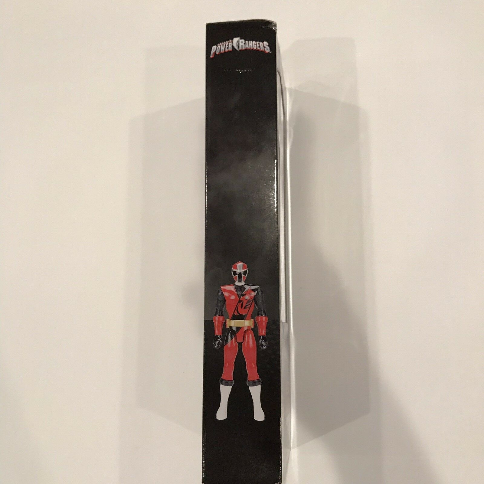 Power Rangers Super Ninja Steel Steel Steel 12-inch Action Figure, Red Ranger New In Box 10112e
