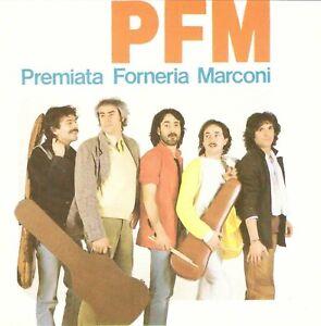 PREMIATA FORNERIA MARCONI L'Album di PFM 2-CD Set – Italian Prog, Remastered