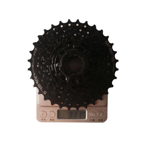 Shimano CS HG31 8 Cassette 8 Speed 11T-32T Mountain Bike MTB Bicycle Black