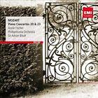 Mozart: Piano Concertos Nos. 20 & 23 (CD, Aug-2012, EMI Classics)