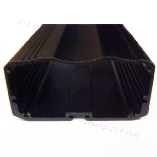 """1.02/"""" X53 Aluminum Project Box extruded enclosure case 26 3.14/"""" 2.08/"""" X80mm DIY"""