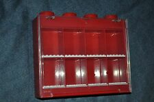 LEGO Small Minifigure Display Storage Collector Case - Holds 8