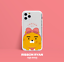 miniature 10 - Official KAKAO Friends BBOBBO Clear Jelly Phone Case +Free Tracking